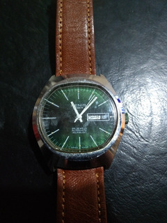 Auténtico Reloj Suizo Renis. Una Joya