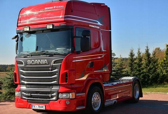 Caminhão Scania R500 - Carta Contemplada Itau