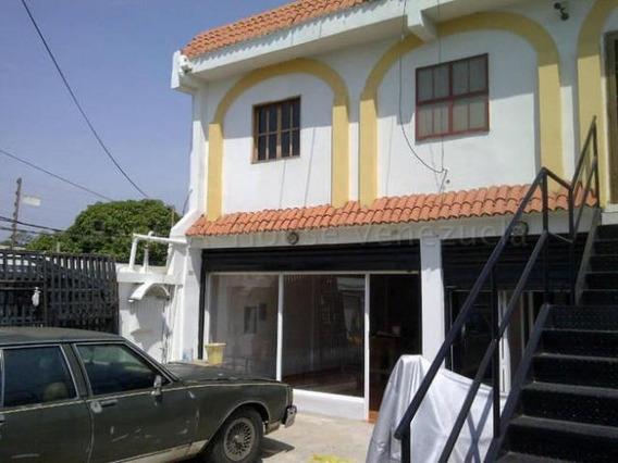 Alquilo Casa En Av Milagro Norte Con C2 Mls 20-7591 Gasb