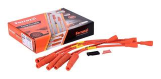 Cables De Bujia Ferrazzi Competicion Vw Gol Saveiro C-shop