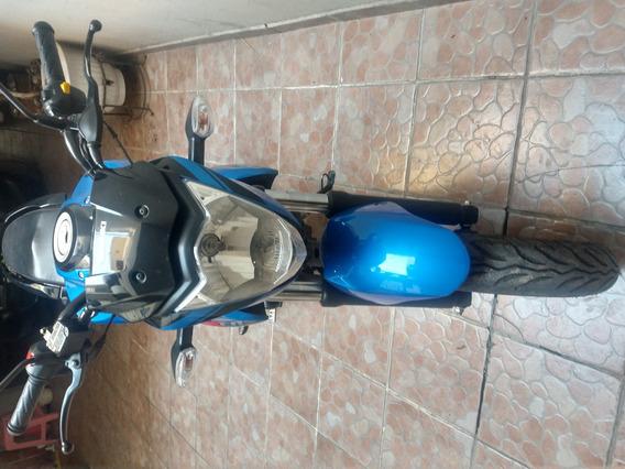 Suzuki 2019 Bitono Azul Con Negro