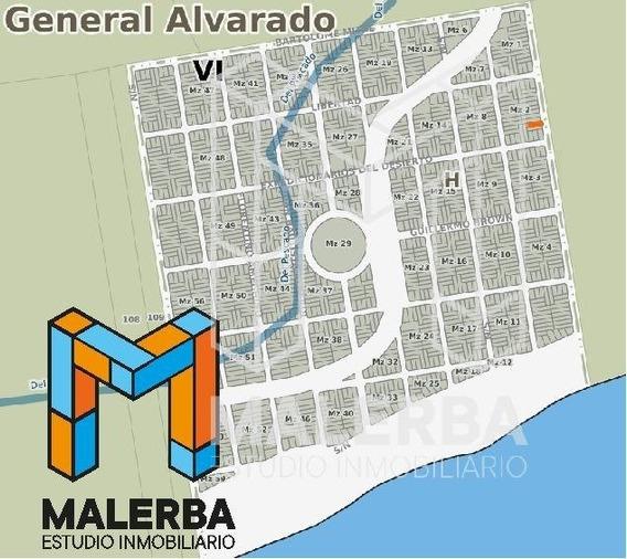 Venta Lote Centinela Del Mar, Partido De General Alvarado