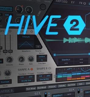 Heckmann Audio U-he Hive 2 - Envio Imediato