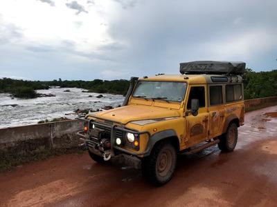 Land Rover Defender 110 - Overlander