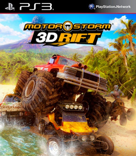 Motorstorm 3d Ps3 - Play Perú