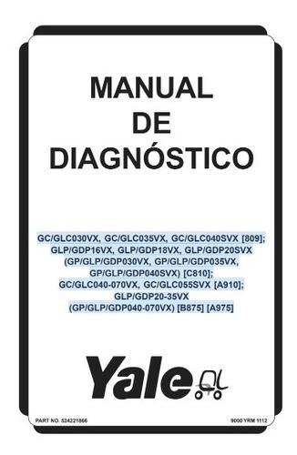 Manual De Diagnosticos Em Portugues Empilhadeira Yale