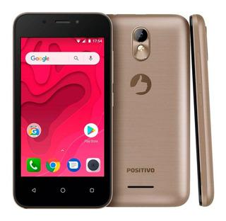 Smartphone Positivo Twist Mini S431 Dourado
