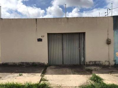 Casa 3 Quartos Conjunto Tupã-mirim- Aceito Carro Até 70 Mil.