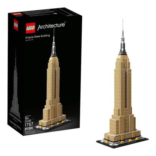 Imagen 1 de 1 de Lego Architecture - Empire State Building  Leg21046