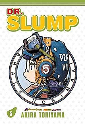 Dr. Slump N°5 Akira Toriyama