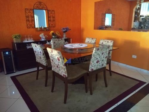 Casa À Venda, 179 M² Por R$ 980.000,00 - Jardim Bom Clima - Guarulhos/sp - Ca0082