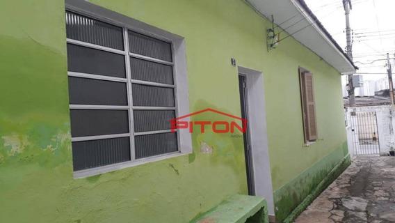 Casa Com 1 Dormitório Para Alugar, 60 M² Por R$ 750,00/mês - Penha - São Paulo/sp - Ca0784