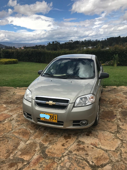 Aveo Emotion 2010 Unico Dueño 85000 Km