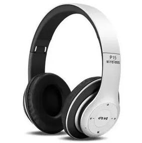 Fone De Ouvido P15 Wireless Bluetooth Mega Barato