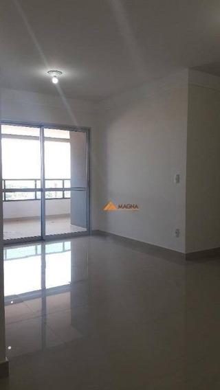 Apartamento Com 3 Dormitórios Para Alugar, 100 M² Por R$ 3.000/mês - Jardim Irajá - Ribeirão Preto/sp - Ap3978