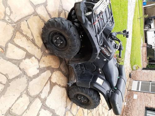 Yamaha 450 Cuatriciclo 4x4 Grizzly