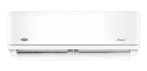 Imagen 1 de 2 de Aire acondicionado Carrier split inverter frío/calor 2900 frigorías blanco 220V 53HVA1201E