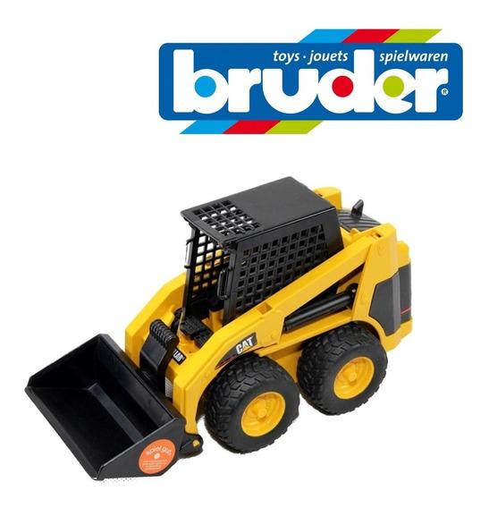 Cat Cargadora Compacta Esc 1:16 Bruder 2431 Germany
