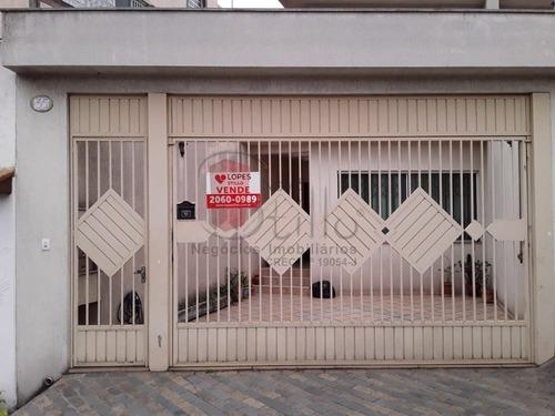 Imagem 1 de 15 de Sobrado - Vila Prudente - Ref: 7796 - V-7796
