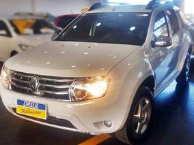 Renault Duster 1.6 Dynamique 2013 Branco Flex
