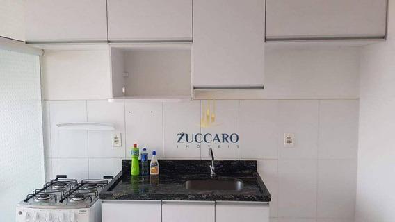 Apartamento Com 2 Dormitórios À Venda, 45 M² Por R$ 200.000 - Jardim Adriana - Guarulhos/sp - Ap14234
