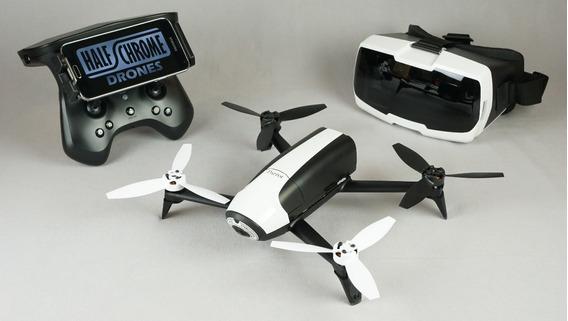 Parrot Skycontroller 2 Para Drone Bebop 2 Ou 1