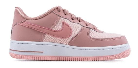 Zapatillas Nike Mujer Air Force 1 Rosa Max Envio Gratis X