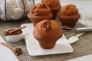 Muffin De Vainilla Con Dulce De Leche X 6