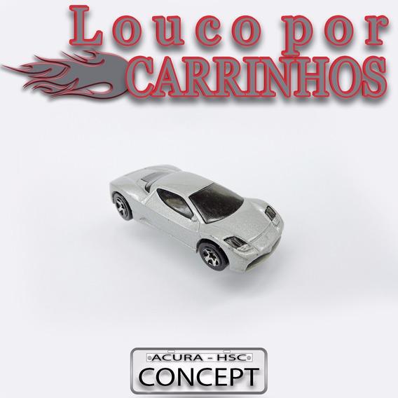 Carrinho Acura Concept Hsc Usado Escala 1/64 Em Oferta