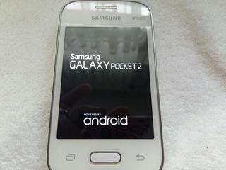 Smartphone Samsung Galaxy Pocket 2 Duos G110