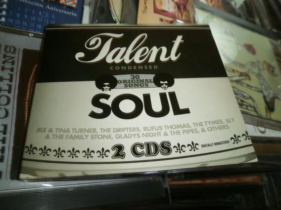 Talent 30 Original Songs Soul 2 Cd´s Family Stone E. Floyd