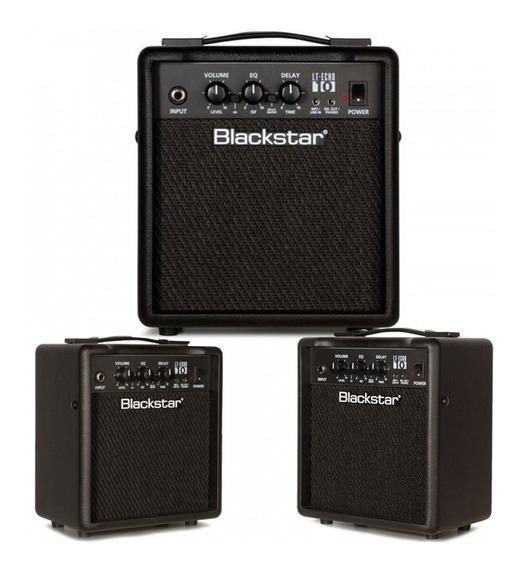 Cubo Amplificador Blackstar Lt-echo 10 Para Guitarra 10 W