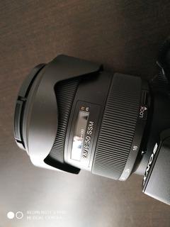 Lente Sony Sam 16-50mm F2.8