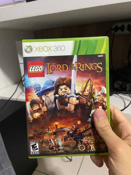 Lego Lord Of The Rings Xbox 360 Original