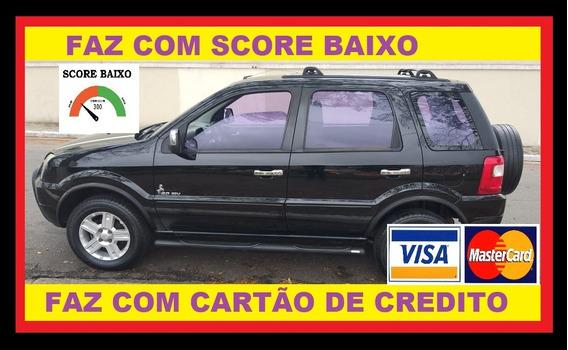 Financiamento Com Score Baixo Ou Cartão De Credito Ecosport