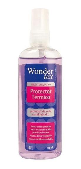 Spray Protector Térmico - Proteinas De Seda Wonder Tex