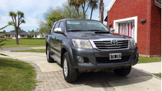 Toyota Hiliux Srv 4x4 Impecable!!!!!!