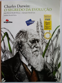 Audiolivro O Segredo Da Evolução - Charles Darwin (original)