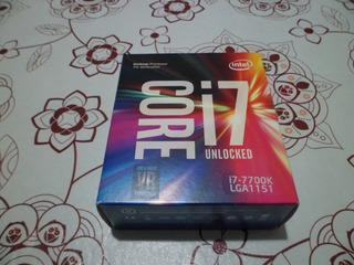 Procesador Intel Core I7-7700k