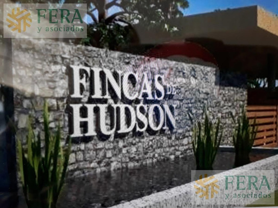 Venta De Terreno En Fincas De Hudson (24717)
