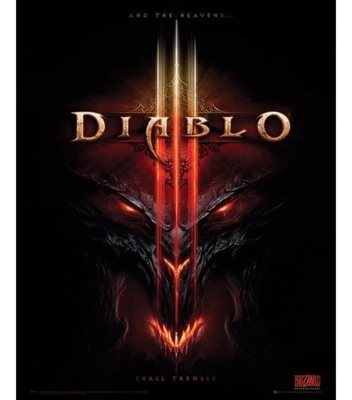 Game Diablo 3 Para Pc 50,00