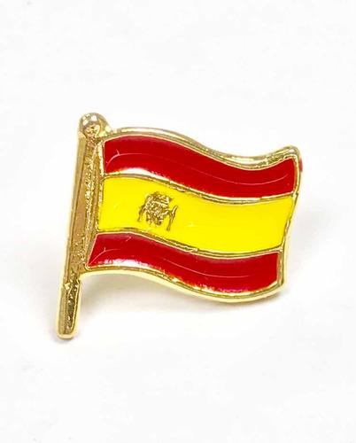 Pin Bandera De España Flamendo