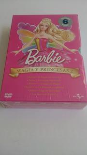 Pack De Colección Barbie 6 Discos Nueva