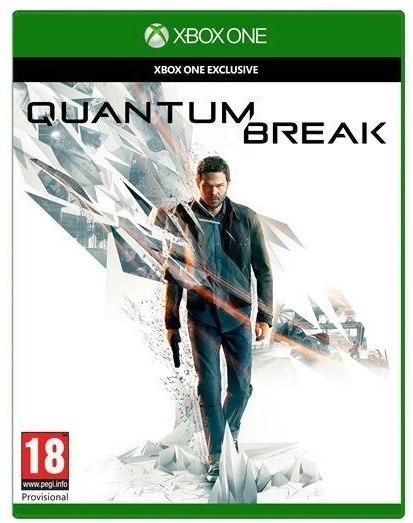 Quantum Break Xbox One Mídia Física ( Pronta Entrega ! )