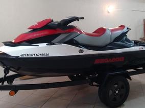 Jet Ski Gtx 215 Is Da Brp - Casco Duplo 55hrs Muito Novo!!!