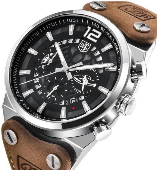 Relógio Masculino Benyar Cronógrafo Funcional Pronta Entrega