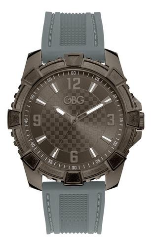 Reloj G By Guess Explorer Caballero G79116g2 Gris