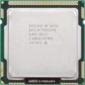 Processador Intel Processor Pentium G6950 3m 2.80ghz Lga1156