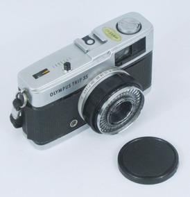 Máquina Fotográfica, Olimpus Trip 35,profissional, Analógica