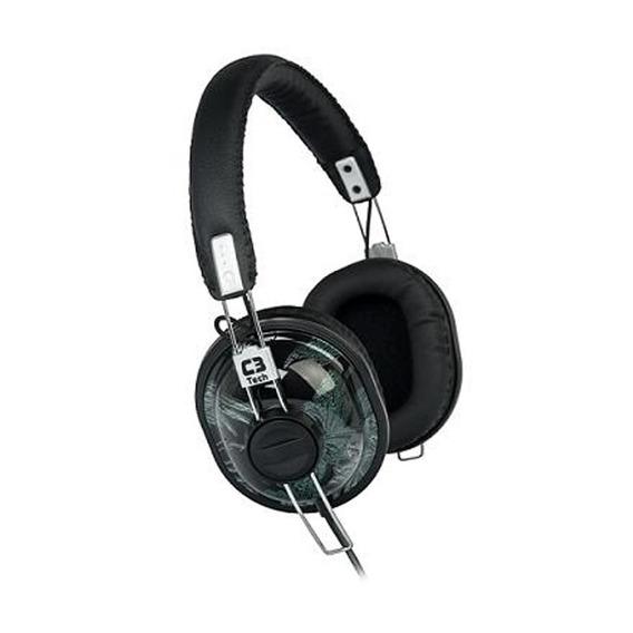 Fone De Ouvido Gamer Com Microfone Camuflagem C3tech Mi2818r